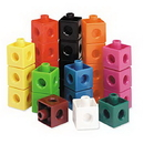 Learning Resources LER7584 Snap Cubes®, Set Of 100