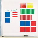 Learning Resources LER7641 Magnetic Algebra Tiles™