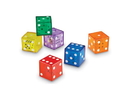 Learning Resources LER7699 Jumbo Dice in Dice