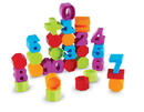Learning Resources LER7719 Numbers & Counting Blocks
