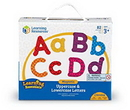 Learning Resources LER7725 Magnetic Uppercase & Lowercase Letters