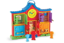 Learning Resources LER7736 Latch & Learn School House
