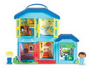 Learning Resources LER7737 Smart Sounds Play House