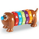 Learning Resources LER7739 Pip The Letter Pup™