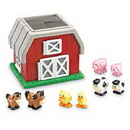 Learning Resources LER8922 Hide-N-Go Moo™