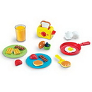 Learning Resources LER9068 Pretend & Play® Rise & Shine Breakfast