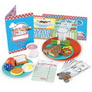 Learning Resources LER9089 Serve It Up! Play Restaurant