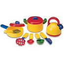 Learning Resources LER9155 Pretend & Play® Cooking Set
