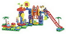 Learning Resources LER9199 Gears! Gears! Gears!® Dizzy Fun Land™ Motorized Building Set