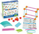 Learning Resources LER9293 Stem Explorers™ Geomakers