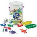 Learning Resources LER9441D Take 10! Color Bug Catchers