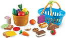 Learning Resources LER9725 New Sprouts Deluxe Market Set