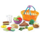 Learning Resources LER9732 New Sprouts Dinner Basket