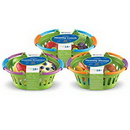 Learning Resources LER9743 New Sprouts® Healthy Basket Bundle (Breakfast, Lunch, Dinner)