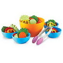 Learning Resources LER9745D New Sprouts® Garden Fresh Salad Set