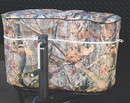ADCO Game Creek Oaks Camouflage LP Tank Cover, Single 20, 2611