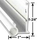 Ap Products 021-56302-8 Gutter/Awn Rail Pw 8' @5