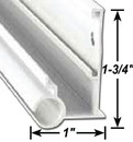 Ap Products 021-56303-16 Gutter/Awn Rail Mill16' @5
