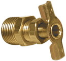Camco 11683 Water Heater Drain Valve, 3/8