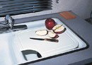 Camco Sink Mate Cutting Board, White, 43857