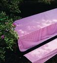 Camco 51021 Tablecloth & Bench Cover Set