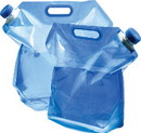 Expandable Water Carrier Blue/Clear (Camco), 51092