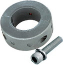 Martyr Anodes CMC07 Martyr Limited Clearance Shaft Anode With Stainless Steel Allen Head, Zinc