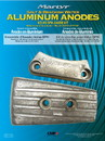 Martyr Anodes CMDPHKITZ Anode Kit For Volvo Penta DPH Engine (Contains 1-3588745, 1-3863206 and Fastening Hardware)