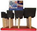 Jen PBD Brush Display Poly Asst.