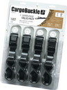 BoatBuckle F12637 CargoBuckle Cam Buckle Tie-Down Value Pack 1