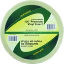 JR Products Vinyl Insert - Premium, 100' Colonial White