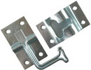 JR Products 90° T-Style Door Holder, Metal, 11775