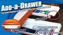 Smart Solutions Add-A-Drawer (Smart Solutions), 0814 White