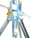 Ultra Fab 19-950200 Ultra-Fab Alumilite King Pin Tripod