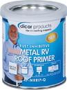 Dicor Metal Roof Rust Inhibitive Primer, Qt., RP-MRRIP-Q