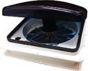 Hengs SV4113-G4 Heng's SV4113G4 Zephyr Hi-Performance Smoke RV Roof Vent w/Rain Sensor