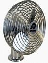 Prime Products 06-0850 Prime Heavy Duty 12V Fan, Chrome
