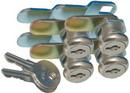 Prime Products 18-3315 Prime Standard Key Cam Lock, 7/8