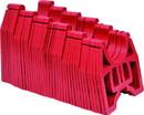 Valterra 25' Standard Slunky RV Drain Hose Support, Red
