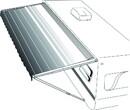 Dometic 8500 Manual Patio Awning, 17', Maroon, 9108803814