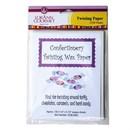 LorAnn Oils 5728-0000 Twisting Wax Paper (100 pack)
