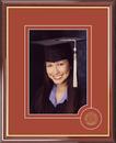 Campus Images AL992CSPF  Auburn University 5X7 Graduate Portrait Frame