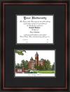 Campus Images AL992D Auburn University Diplomate
