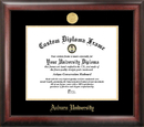 Campus Images AL992GED Auburn University Gold Embossed Diploma Frame