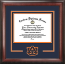 Campus Images AL992SD Auburn University Spirit Diploma Frame