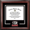 Campus Images AL993SD University of Alabama Spirit Diploma Frame