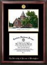 Campus Images AL995LGED University of Alabama - Birmingham Gold Embossed Diploma Frame