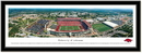 Campus Images AR9991918FPP University of Arkansas Framed Stadium Print
