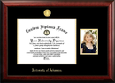 Campus Images AR999PGED-1714 University of Arkansas 17w x 14h Gold Embossed Diploma Frame with 5 x7 Portrait