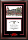 Campus Images AR999SG University of Arkansas Spirit  Graduate Frame with Campus Image